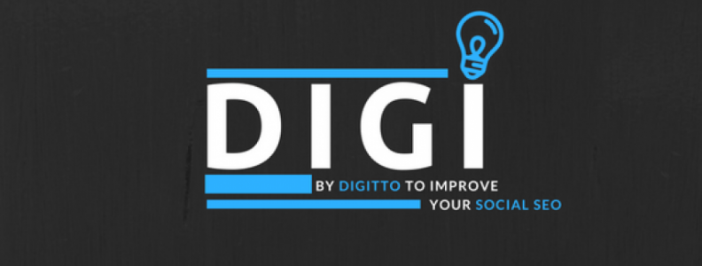 """USE """"DIGI"""" to remember the steps to social SEO success"""