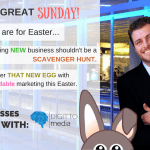 Happy Easter! Digitto Media April 2017 Newsletter.
