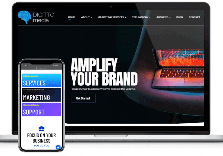 DIGITTO Homepage