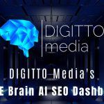 DIGITTO Media's CORE Brain AI SEO Dashboard