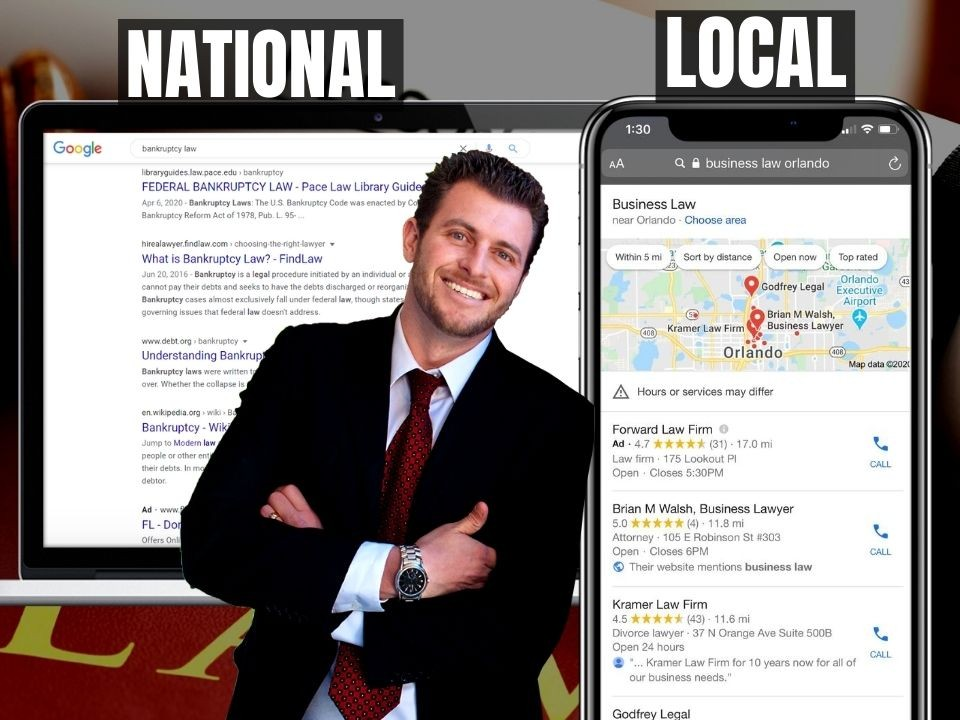 A: Best Local SEO Services For Law Firms