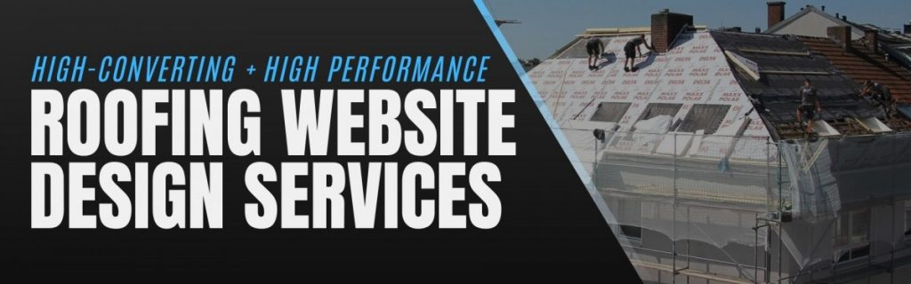 A: Roofing Website Design